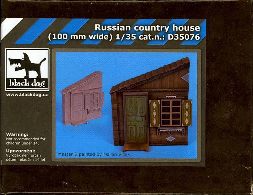 Blackdog Models 1//35 HOUSE CORNER Resin Display Base