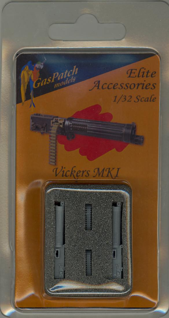 GasPatch 1//48 Lewis MKI Standard Type machine gun GP48021