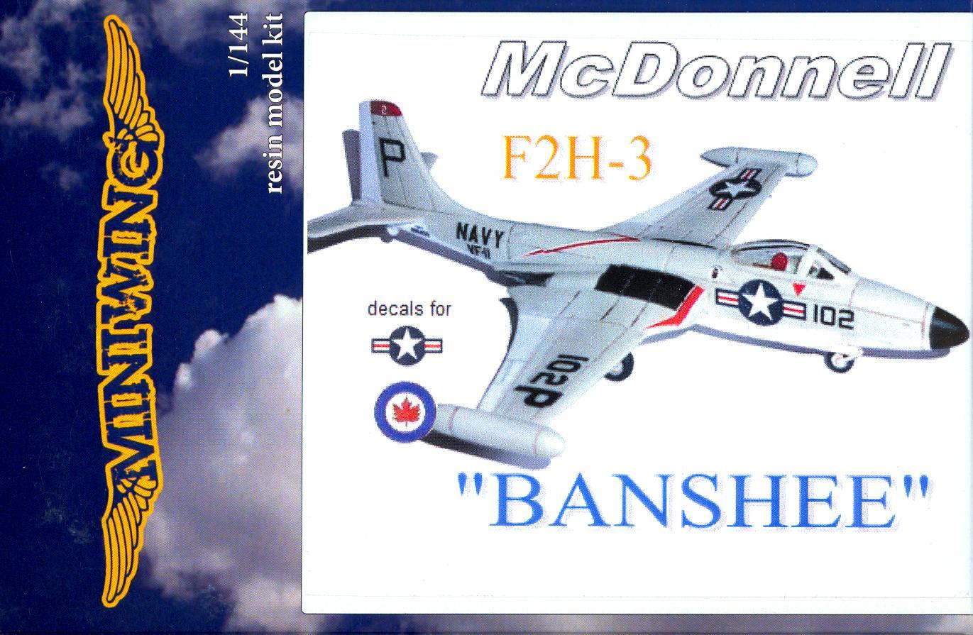 Banshee Jet Kit - Jet Specifications and Photos Vertiflux Info