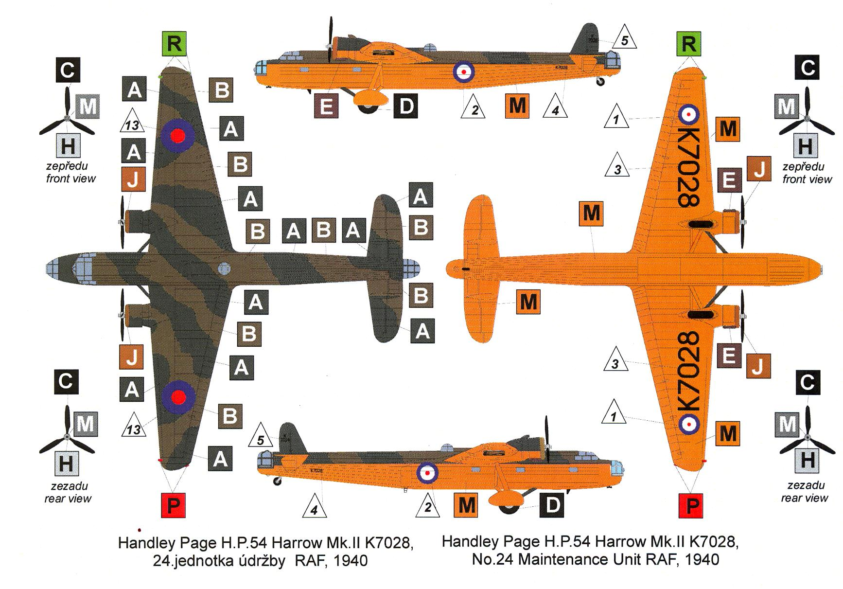 Valom Models 1/72 HANDLEY PAGE SPARROW Mk.II British Transport Military  Airplane Models & Kits Toy Models & Kits Toys & Hobbies