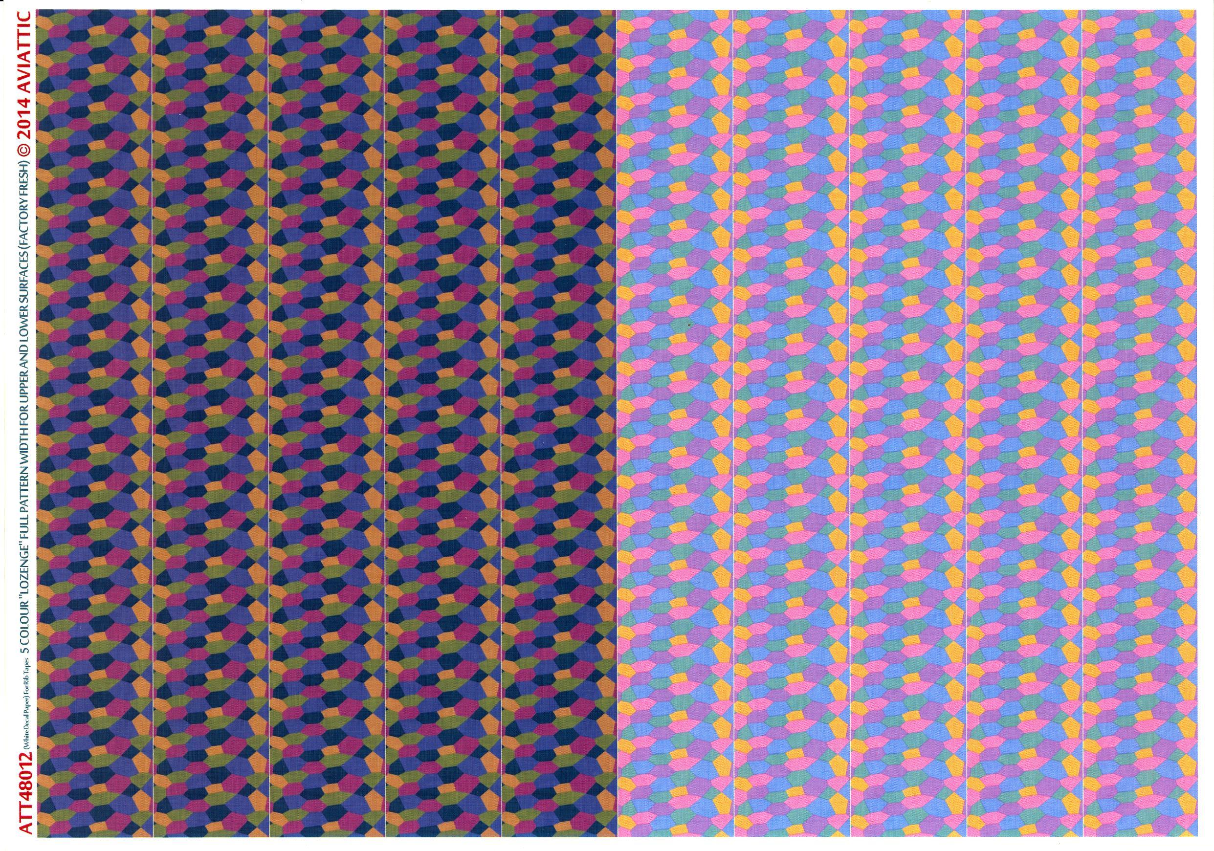 Aviattic Decals 1//32 HALBERSTADT CL.II STIPPLE CAMO 5-COLOR UPPER ON RED VARNISH