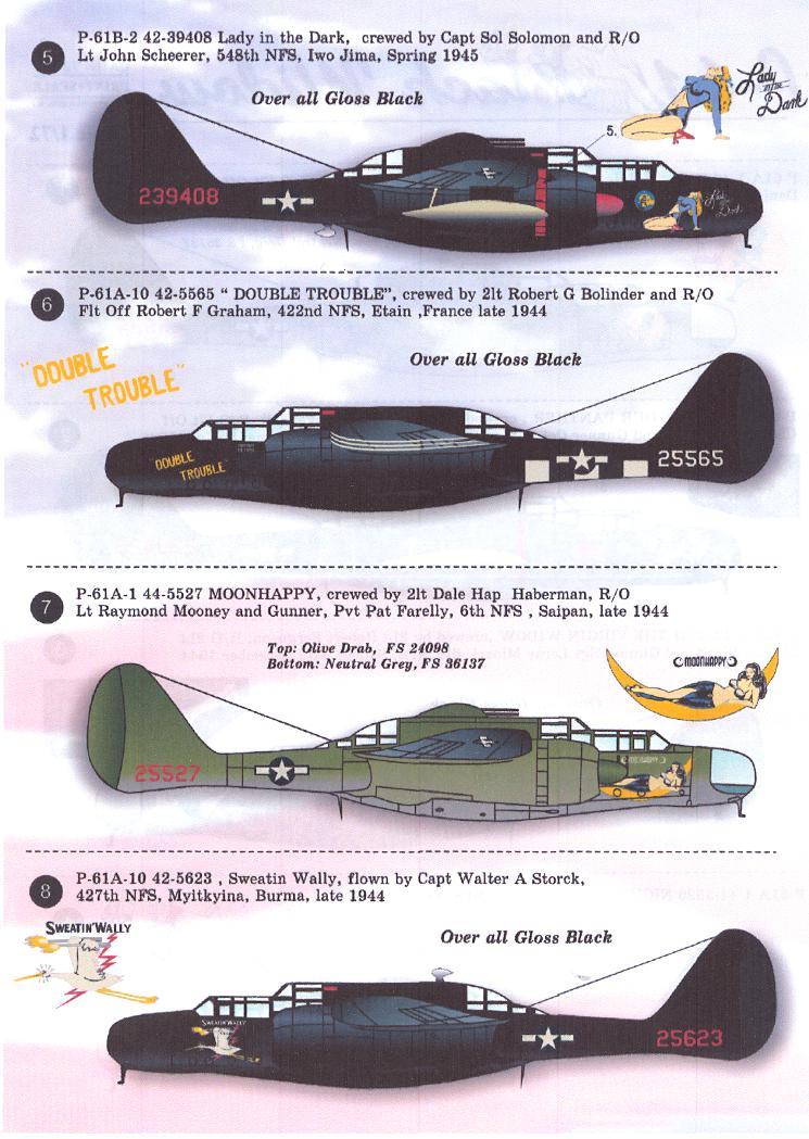 Northrop P 61 Ebay Autos Post