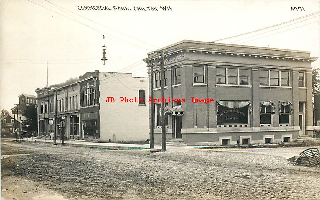 Wi  Chilton  Wisconsin  Commecial Bank  Business Section