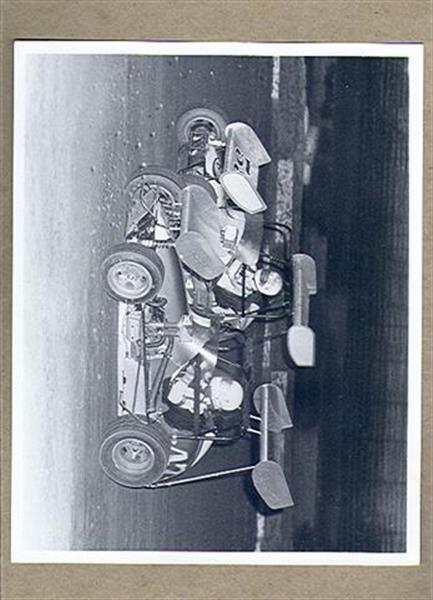 Auto Racing Vintage on Vintage Rob W Parker Original Auto Racing Photo Cars   59   47 Ex  Sku