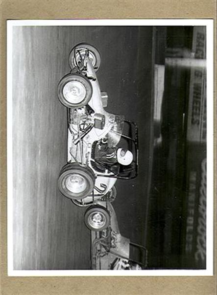 Autographs Auto Racing on Vintage Rob W Parker Original Auto Racing Photo Car 21 Ex Sku 22041