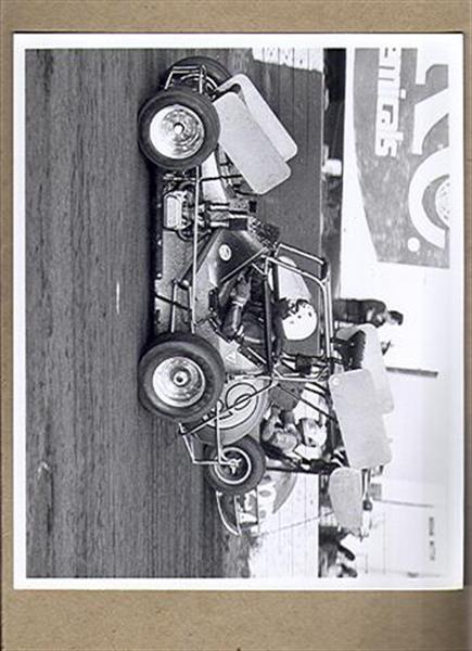 Autographs Auto Racing on Vintage Rob W Parker Original Auto Racing Phot Cars 9 27 Ex Sku 22080