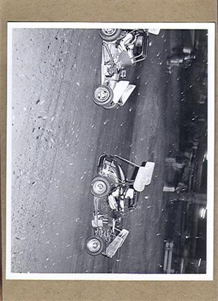 Vintage Auto Racing Photo on Vintage Rob W Parker Original Auto Racing Photo Car 14 Ex Sku 22082