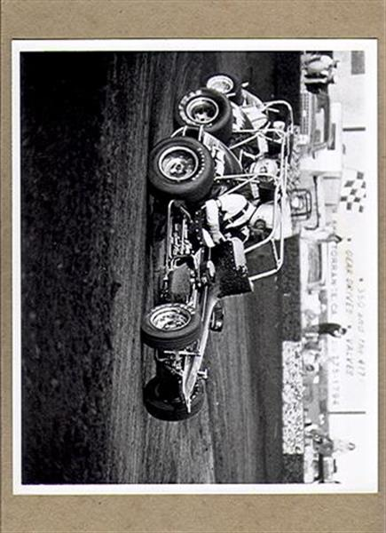 Auto Racing Books on Vintage Rob W Parker Original Auto Racing Photo Ex  Sku 22084    Ebay
