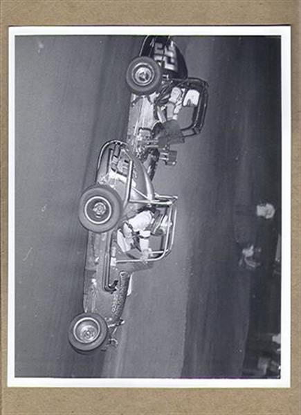 Autographs Auto Racing on Vintage Rob W Parker Original Auto Racing Photo Car 32 41 Ex Sku 22087