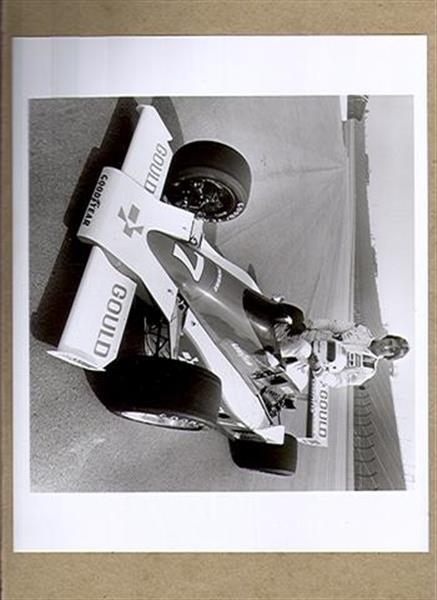 Autographs Auto Racing on 1978 Gould Indy Auto Racing Photo Ex  Sku 21511    Ebay