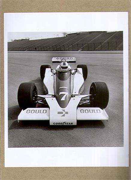 Auto Indy Racing on 1978 Gould Penske Indy Car Auto Racing Photo Ex Sku 21512   Ebay